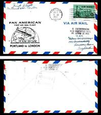 FAM 18 F18-305 Pan Am December 2 1957 Portland OR to London