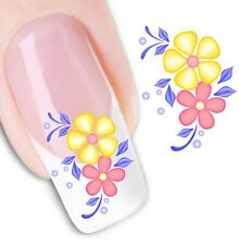 FD1640 Elegant 3D Design Beauty Nail Stickers Nail Art DIY Stickers Decals Nice