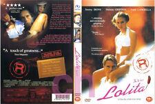 Lolita (1997) - Adrian Lyne, Jeremy Irons, Melanie Griffith  DVD NEW