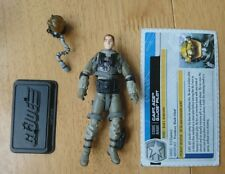 GI Joe Poc Pursuit capitaine Ace SKYSTRIKER Pilote Excellent Cond 25th ROC 30th