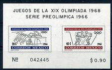 Mexico Block 5** - Olympiade 1968