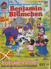 Benjamin Blümchen Heft Nr. 59 1994 Lustige Comics Spannende Geschichten Bastei
