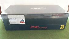 FERRARI 458 ITALIA GT2 rouge 1/18 HOT WHEELS SUPER ELITE X5491 voiture miniature
