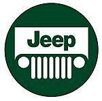 Leather Key Fob Jeep
