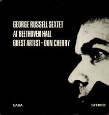Russell George, Don Cherry, at Beethoven Hall, Saba Tree LP ed1