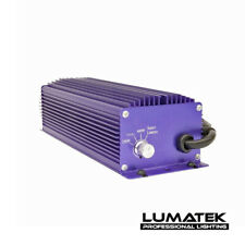 Lumatek Digital Ballast | Dimmable 400W | 240V | SE | HPS & MH