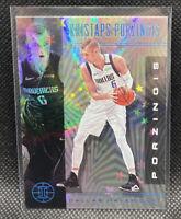 Kristaps Porzingis Starlight Illusions NBA Panini Dallas Mavericks #58