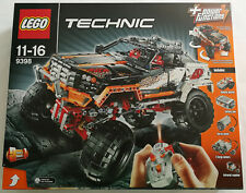 Lego® Technic 9398 4x4 Crawler Offroader (+Power Functions) Neu & OVP New sealed