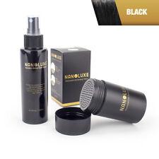 Blackhair Fibers 25 G Black 6942644313952 by Nanoluxe