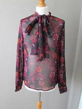 Polyester Tie Neck NEXT Tops & Shirts for Women