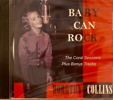 DOROTHY COLLINS 'Baby Can Rock' - The Coral Sessions