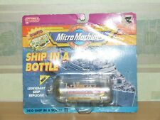Micro Machines SHIP IN A BOTTLE COLLECTION - RIVER QUEEN Brand New