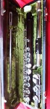 JAHN Deutsche Holz Querflöte Holzflöte handgemacht wood wooden German flute