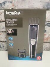 Silvercrest hair trimmer