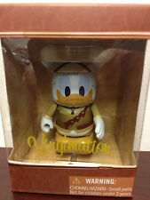 """Donald Duck 3"""" Vinylmation Mechanical Kingdom Series New In Sealed Box"""