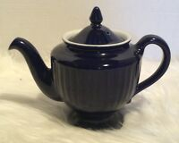 Hall China Vintage Teapot Cobalt Blue