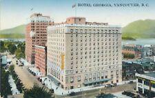 VANCOUVER BC – Hotel Georgia