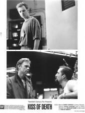 """David Caruso & Nicolas Cage """"Kiss Of Death """" Vintage Movie Still"""