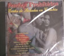 SUENOS PROHIBIDOS: EXITOS DE BALADAS EN CUMBIA NEW CD