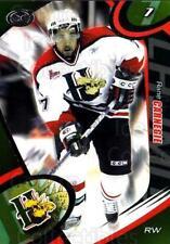 2004-05 Halifax Mooseheads #22 Rane Carnegie