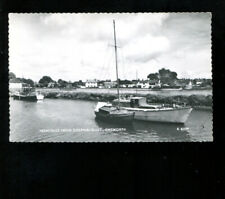 Emsworth Hermitage from Dolphin Quay  RP Postcard