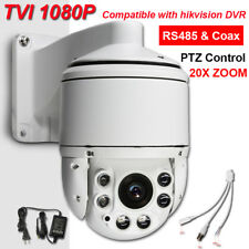 CCTV Waterproof High Speed PTZ Camera TVI 1080P 20X ZOOM Support HIKVISION DVR