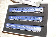 SH L.S. Models  79  002 Personenwagen City Line 3-tlg. Set Sp N