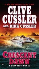 Crescent Dawn (Dirk Pitt Adventures) by Clive Cussler, Dirk Cussler