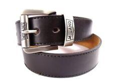 Cinturones de hombre Milano piel