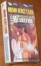 Heartfire by Orson Scott Card - New Audiobook on 4 Cassettes