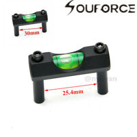 Fit 25.4mm/30mm Scope Mount Alloy Spirit Level for Rifle Scope Hunting New