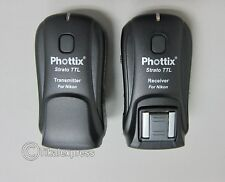 Phottix Strato TTL Trigger Set for Nikon (PH89021) - Photographic Equipment