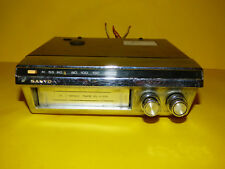 VINTAGE SANYO 8 TRACK PLAYER CAR STEREO RARE!