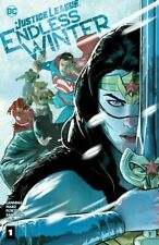 Justice League Endless Winter #1 | Select A & B Covers | Dc Comics Nm 2020