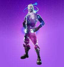 (code Skin Galaxy) Compte Fortnite Rare