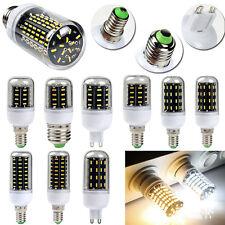E27 E14 G9 9W 15W 20W 25W 30W 4014 SMD LED Maïs Ampoule Lampe Spot Bulb 220V