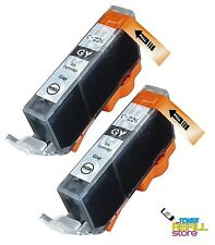 Toner Refill Store™ 2 Pack Compatible Canon CLI-226GY CLI226 Grey Ink Cartridge