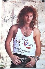 Kip Winger / Orig. Vintage Poster #3249 / Exc.+ New cond. / 22 1/4 x 34 1/2""""