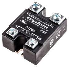 Sensata / Crydom 20 A Solid State Relay, Surface Mount MOSFET, 100 V Maximum Loa