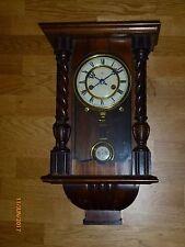 Regulator, Uhr, Antik, Regulatoren, Gründerzeit, Jugendstil, Pfeilkreuz, alt