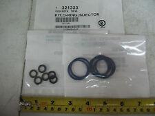 Caterpillar 3126 Injector & Sleeve O-Ring Kit PAI # 321333 Ref# 1258274, 1148718