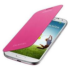 ETUI FLIP COVER ORIGINE SAMSUNG GALAXY S4 (I9500) ROSE