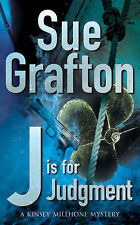 J Is for Judgement by Sue Grafton (Paperback, 1994)verde25