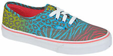 Vans Authentic Chaussures Fille 34,5 Tennis Ballerines Baskets Sandal UK2.5 Neuf