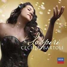 CECILIA BARTOLI - SOSPIRI - CD SIGILLATO 2010 DECCA