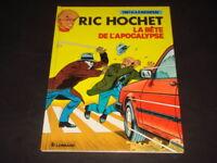 TIBET RIC HOCHET N° 51 LA BÊTE DE L'APOCALYPSE EO 1992