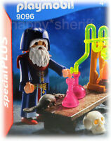 Playmobil Alchemist Magician with Lab Special Plus 9096 NEW NO BOX