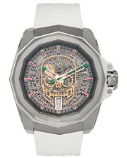 CORUM ADMIRAL AC-ONE 45mm  SQUELETTE SKULL AUTOMATIC MEN'S WATCH $11,500