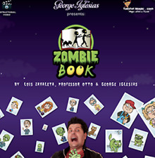 The Zombie Book by Twister Magic