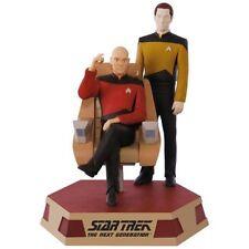 2017 Hallmark Star Trek 30th Anniversary Captain Jean-Luc Ornament